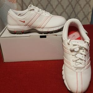 Womens Nike Delight Golf Shoes Sneakers Size 8